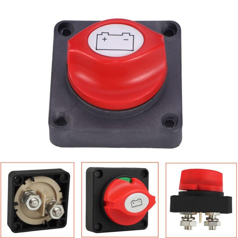 Battery Cutoff Isolator Switch//Key Boat//kit car//Racing