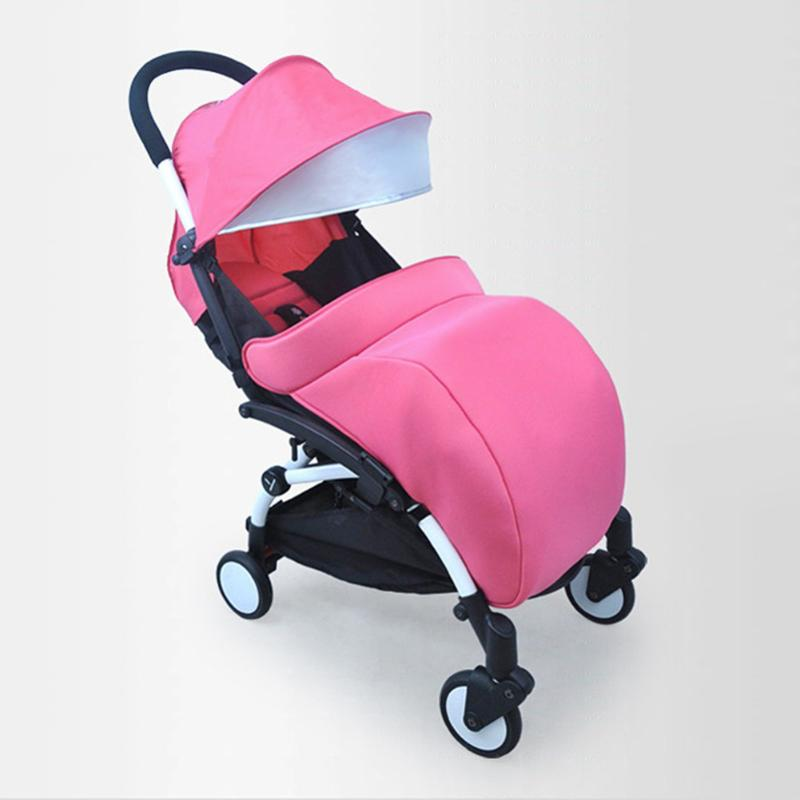 Baby Stroller Pram Leg Foot Muff Cover Windproof Cotton Kids Buggy Winter Warm