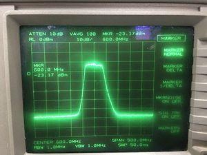 Image 2 - 1 MHz 3,5 GHz Noise Signal Generator Lärm Quelle Einfache Spektrum Tracking Quelle störungen dc 12v für Stehende welle brücke