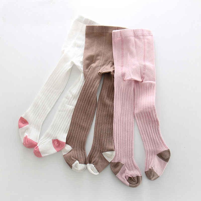 1d74e8f6c8133 Малыш Девочка милые зимние теплые колготки мягкие длинные Повседневное  колготки осень чулочно-носочные изделия для