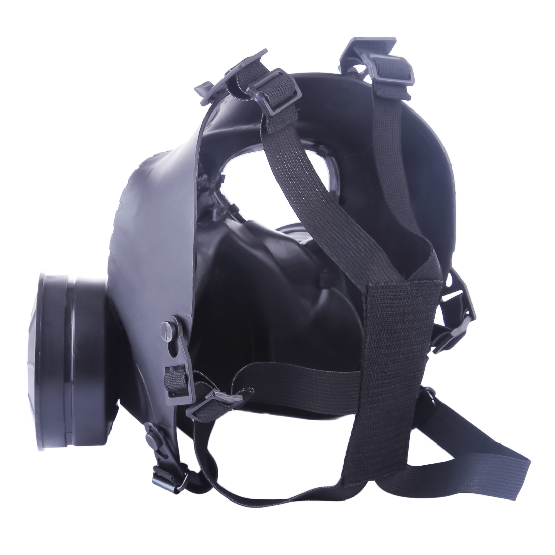 Paintball Accessories Black Reasonable Price Wst Head Paintball Mask Full Face Double Canister Electric Ventilative Biochemical Gas Mask