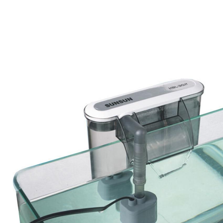 sunsun 220V Filtru de acvariu montat pe perete Filtru acvariu pentru - Produse pentru animale de companie