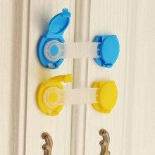1 шт. высокое качество замки для ящиков двери популярный безопасный замок для детей горячая Распродажа гибкий АБС безопасный клей для детей