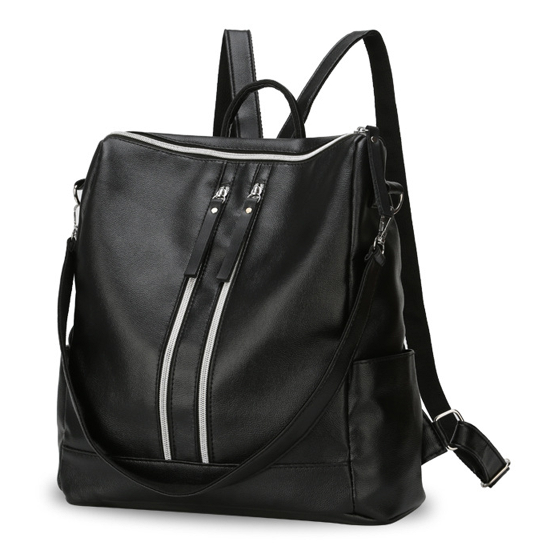 Women Backpack High Quality Youth Leather Backpacks for Teenage Girls Female School Shoulder Bag BagpackWomen Backpack High Quality Youth Leather Backpacks for Teenage Girls Female School Shoulder Bag Bagpack