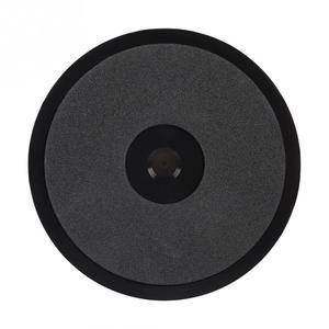 Image 3 - 新ポータブル黒ディスクスタ記録重量クランプlpビニールターンテーブルアルミ素材ディスクスタ