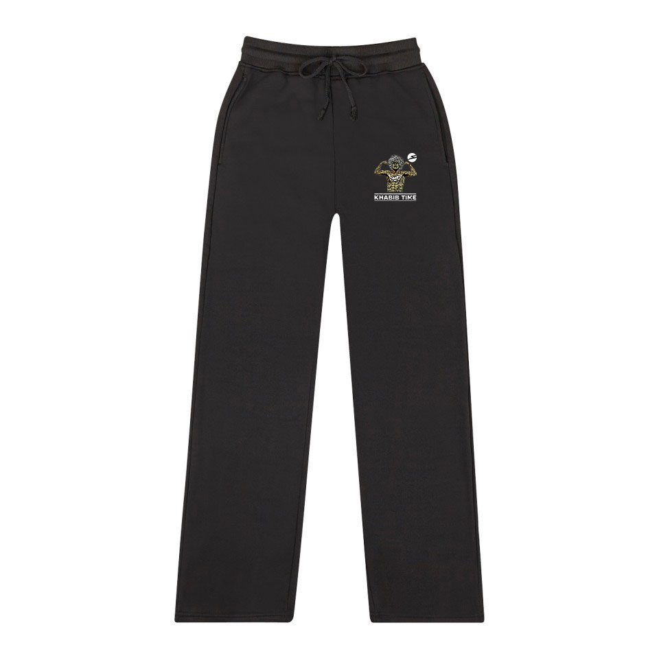 Luckyfridayf 2018 Khabib Nurmagomedov 100% Cotton High Quality Pants Trousers Casual Sweatpants Pants Slim Kpop Idol Men/women Lustrous Surface