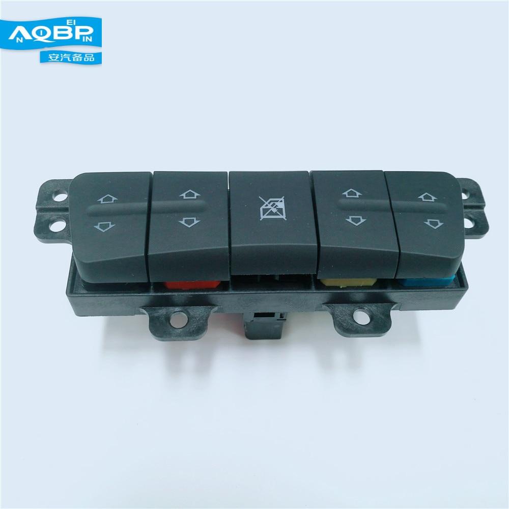 Car Parts Power Master Window Switch 3750200U8050 for JAC J4 A30