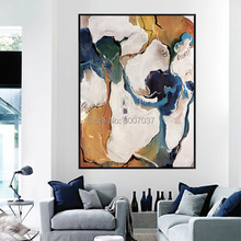 New Arrivals Hand-painted Wall Art Abstract Oil Painting on Canvas Design colorful for home decor