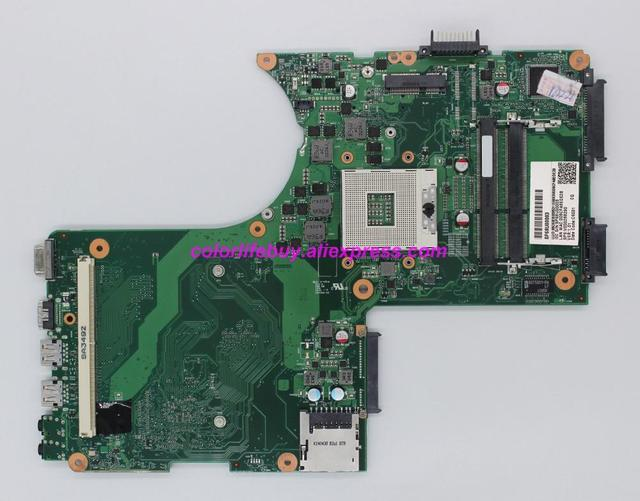 Genuine V000288290 6050A2493501 MB A02 Laptop Motherboard Mainboard for Toshiba Qosmio X870 X875 Notebook PC