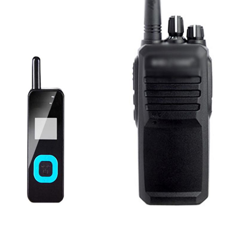 1 Paar Mini Walkie Talkies Voor Ktv Hotel Entertainment Plaats Haar Salon Barbershop (us Plug)