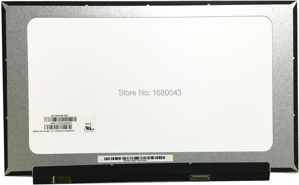 NT156WHM-N44 15.6 Inch 1366X768 No Screw Holes EDP 30 Pin LCD SCREEN PANEL