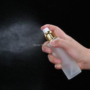 Image 4 - 20ml Beauty Spray Lotion Pump 30ml Glass Toner Bottles 40ml Cosmetic Containers Bottles 50ml 60ml Empty Emulsion Bottle 100ml