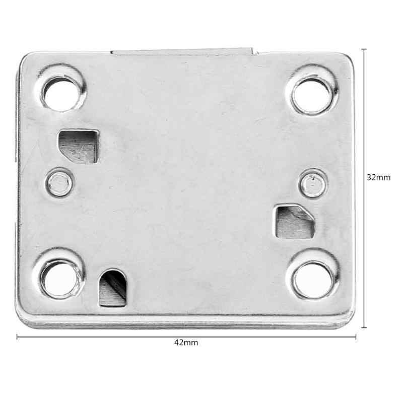 138C-22 เหล็กลิ้นชักล็อคตู้เสื้อผ้าตู้เฟอร์นิเจอร์ Cam ล็อคเหล็กสังกะสีอัลลอยด์ความปลอดภัยตู้ Locker 2 key