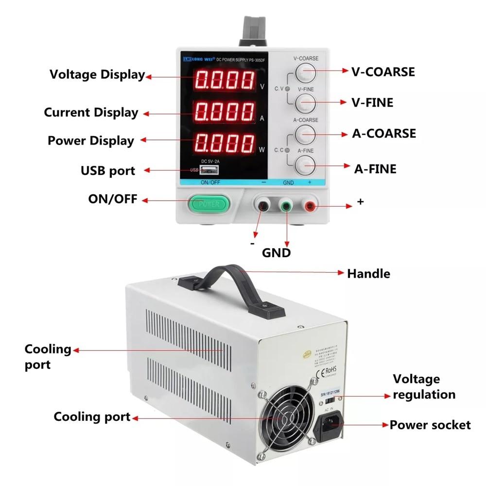 USB Fan Speed Controller Regulator Variable Switch Module DC 4V-12V 5W ASS