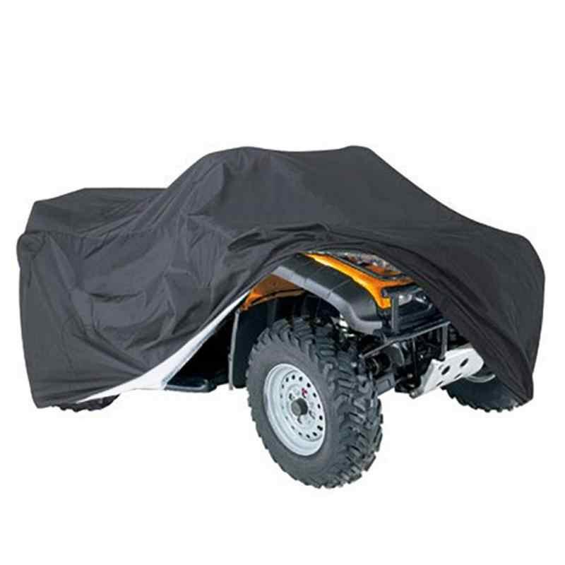 Atv Parts & Accessories New Beach Car Cover Xxl Automobiles & Motorcycles 220*98*106cm Atv Car Cover Atv Rain Cover Atv Sun Cover Camouflage Silver