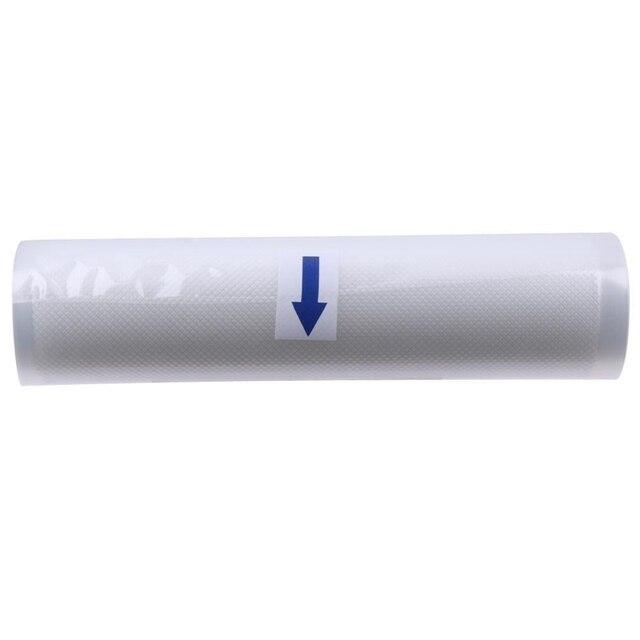 Scellant texturé Sous Vide économiseur rouleau sacs Sous Vide cuisine stockage alimentaire-15x500 cm 1