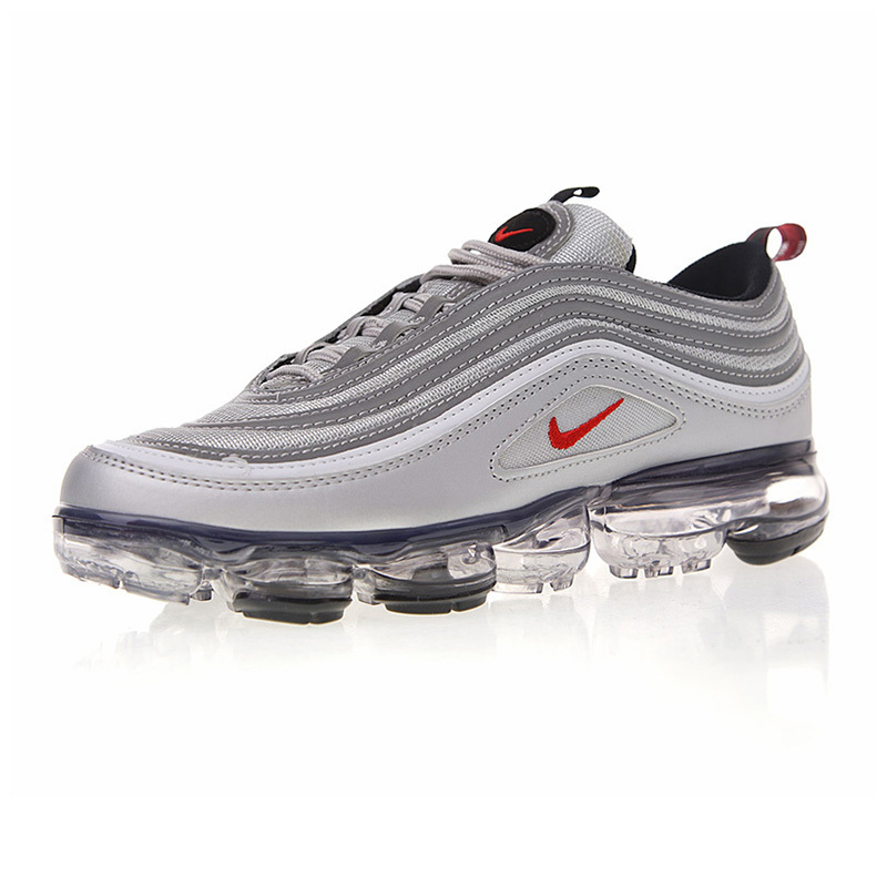 Nike AIR VAPORMAX 39 97 Men 39 s Running Shoes Breathable Air Cushion Outdoor Sports Comfortable Sneakers AJ7291 001 002 in Running Shoes from Sports amp Entertainment