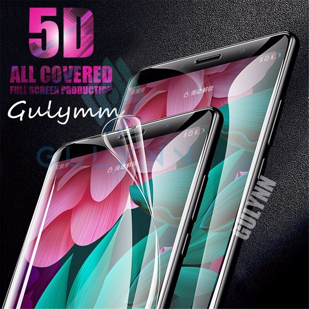 5D Soft Hydrogel Film For Huawei P30 20 Mate 20 10 Lite Pro Full Cover Screen Protector For Honor 9i 10 8C 8A 8X Film Not Glass5D Soft Hydrogel Film For Huawei P30 20 Mate 20 10 Lite Pro Full Cover Screen Protector For Honor 9i 10 8C 8A 8X Film Not Glass