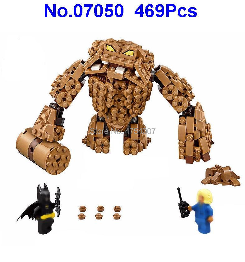 LEGO Bau- & Konstruktionsspielzeug LEGO Baukästen & Sets LEGO® 70904 Batman Movie Clayface Matsch-Attacke