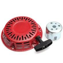 Pièce de réparation pour démarrage Honda | Dispositif de réparation pour Honda GX120 GX160 GX200 chinois 5.5HP démarreur de traction pour moteur
