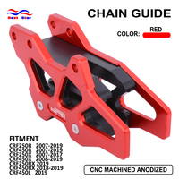New Motorcycle Aluminum Chain Guard Guide Protector For Honda CRF 250R 450R 250X 450X RX 450L 250 450 07 08 09 2010 2019 Enduro