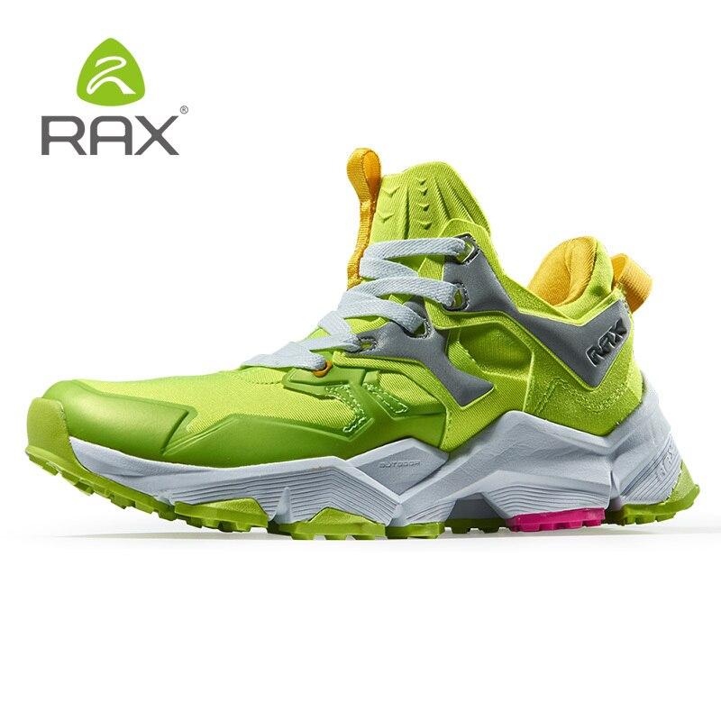 Rax Plein Air Chaussures de Course Hommes Léger En Plein Air Sneakers pour femmes Chaussures de Sport Respirant Gym Exécution Chaussures Hommes Trekking Chaussures