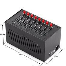 Профессиональный 8 портов usb gsm SMS модемный пул на основе MC35 модель