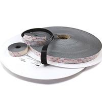 Dual Lock SJ3551 Black Type 400 Mushroom Reclosable Fastener Tape Bacing VHB adhesive tape 25.4mm width x 45.7meter length