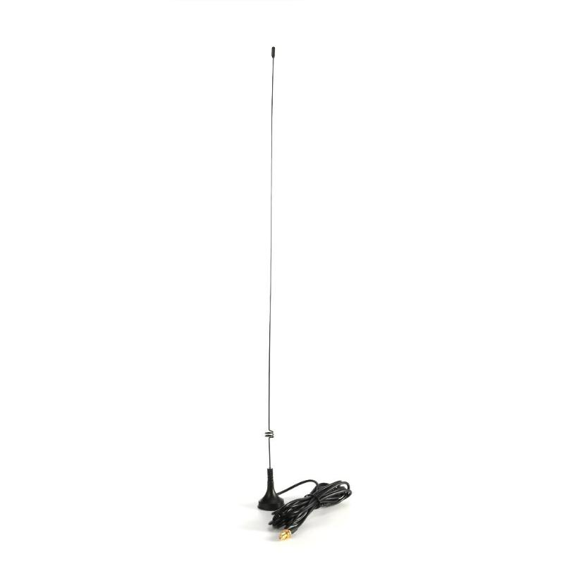 SMA-F Female Magnet Gain CB Radio Car UHF VHF Ham Antenna NAGOYA UT-108UV For BAOFENG UV-5R UV-82 Wouxun Kenwood Walkie Talkie