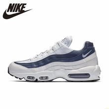 Nike Air Max 95 Men Running Shoes Motion Leisure Time Shoes Quality Goods Comfortable Breathable Sneakers #749766-114(China)