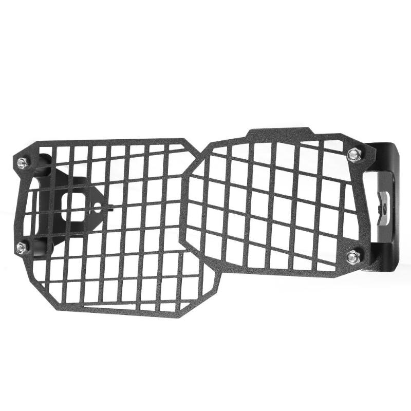 Motorcycle Headlight Grille Guard Protector For BMW F800/ F650/ F700GS Front Headlight Lampshade Mesh Grill Mask Protector