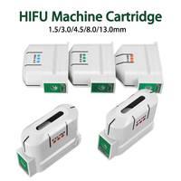 Ulformula1 HIFU ультразвуковой для лица машина против старения 10000 снимков HIFU преобразователь/сменный HIFU картридж для лица