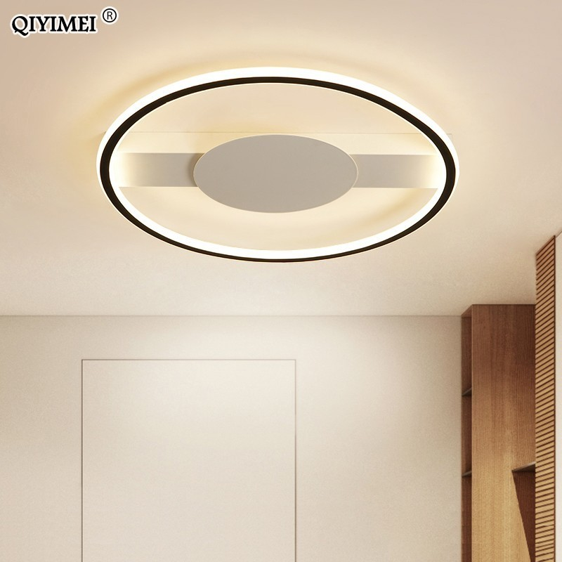Ceiling Lights & Fans Ceiling Lights Objective Round Shape Led Ceiling Lights For Dining Room Bed Room Foyer Surface Mounted Remote Dimmable Ceiling Lamp Dome Fixture Art High Quality And Inexpensive
