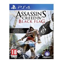 Игра для Sony PlayStation 4 Assassin's Creed IV. Черный флаг, русская версия
