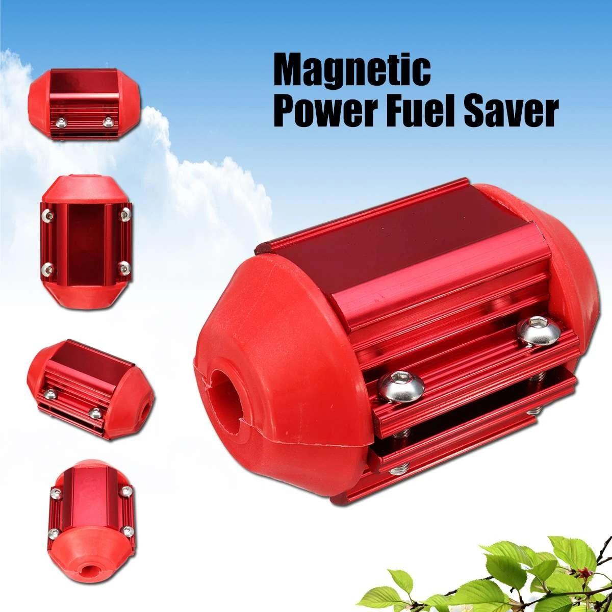 Aramox Fuel Saver,Universal Magnetic Fuel Gasoline Saver Vehicle Energy Saver Car Assisting Tool 2 PCS