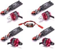 ReadytoSky 2212 920KV Brushless Motor + 40A OPTO 2 6S Brushless ESC for F450 S500 F550 Quadcopter