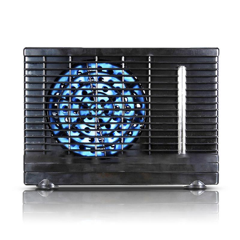 12 V ventilateur de voiture Portable refroidisseur d'air sans fluorure haute vitesse réglable ventilateur de refroidissement à usage Multiple
