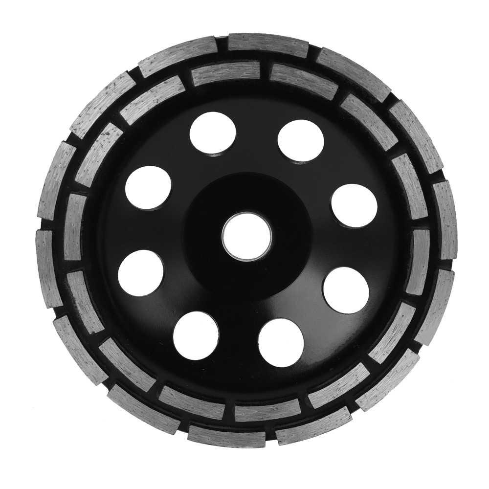 Diamant Schleifen Disc Schleifmittel Beton Werkzeuge Grinder Rad Metallbearbeitung Schneiden Mauerwerk Räder Tasse Sägeblatt