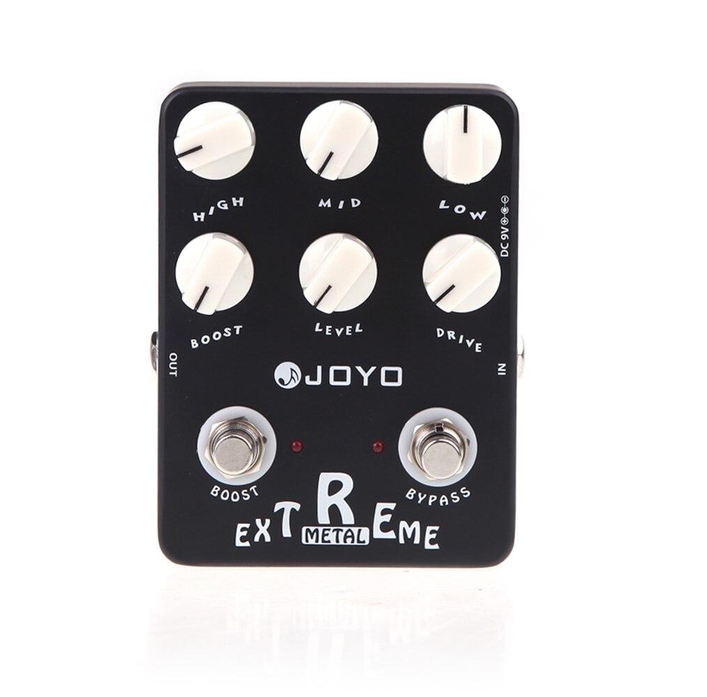 JOYO JF 17 Guitar Effect Pedal Extreme Metal Distortion