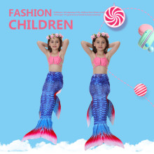 Mermaid Tails For Swimming Adult Tail Clothing Swimsuit Kids Cosplay Costume Girl Clothes Women Leisure Vacation