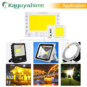 Image 5 - Kaguyahime AC 220V Integrated COB LED Lamp Chip 50W 30W 20W 10W 5W Smart IC Driver For DIY Floodlight Spotlight Projector Grow