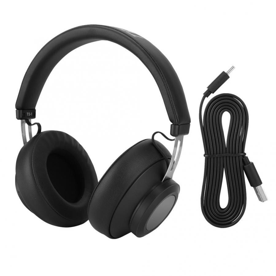 Bluedio Ts-1 Bluetooth 5.0 écouteurs de musique casque de jeu stéréo casque stéréo