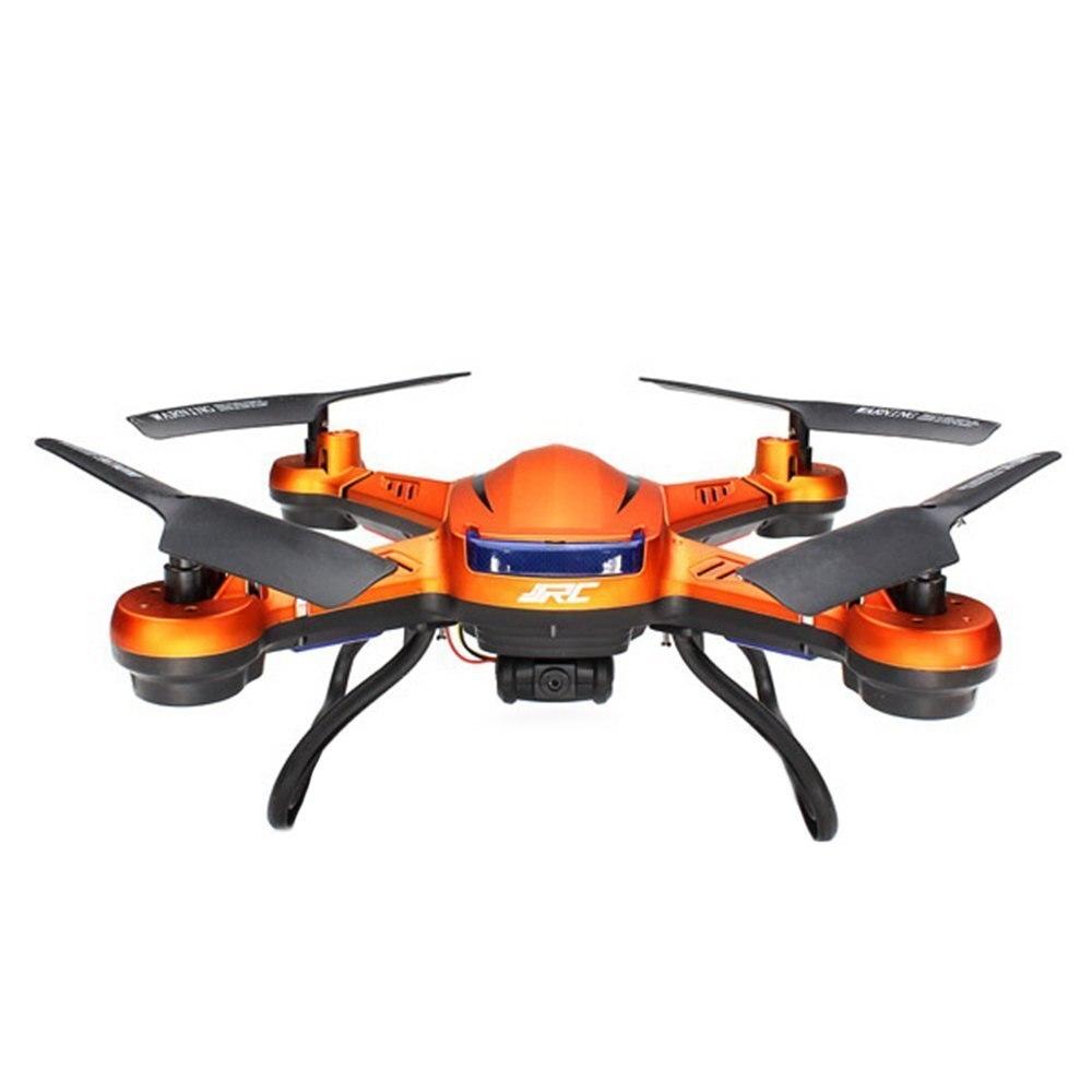 JJRC H12C 6 axes sans tête Mode 2.4G 4CH RC quadrirotor 360 degrés renversement ovni hélicoptère Drone professionnel Dron 5.0MP HD caméra - 3