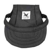 78a407c229 Pet Cão Chapéu Boné de Beisebol Esportes Tecido Oxford com Buracos de  Ouvido para Cães de Pequeno Porte-Tamanho M (Escuro)