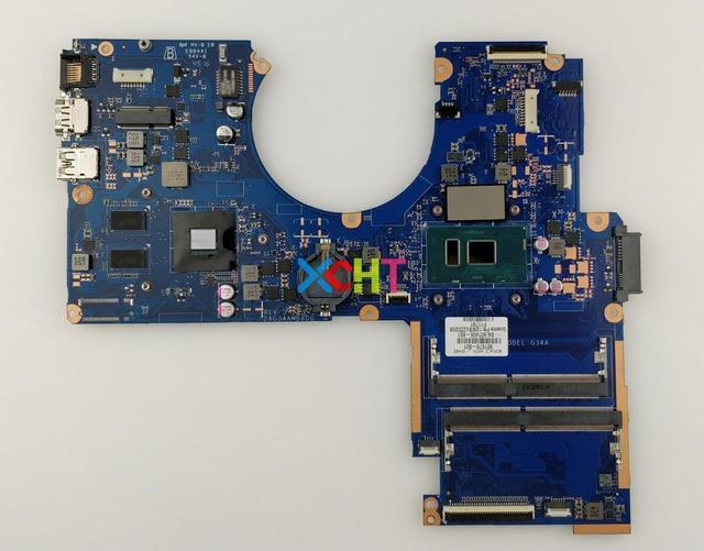Для HP Pavilion Notebook 15 au Series 15T AU100 901578 601 901578 001 940MX/2GB i5 7200 CPU DAG34AMB6D0 протестированная материнская плата