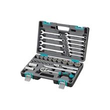 Набор ручного инструмента STELS 14102 (31 предмет из высококачественной стали, кейс в комплекте)