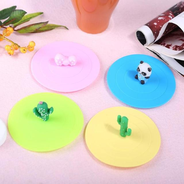 Anti-Dust Silicone Cup Cover