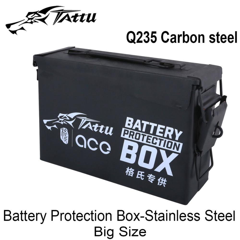 Gens ace Q235 en acier au carbone ignifuge anti-déflagrant Lipo sac sûr pour stockage de batterie Lipo et charge grand espace grande taille