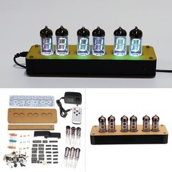 DIY NB-11 tubo fluorescente Kit de IV-11 de reloj VFD Kit de tubo VFD pantalla fluorescente de vacío