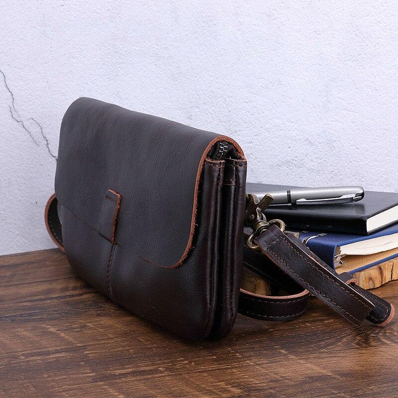 En À Sac Nouveau Brown Cuir dark Light Véritable Vintage Femmes Les Bandoulière Femme Brown Sacs Femelle Pour Feminina Petit 4wdYEqp